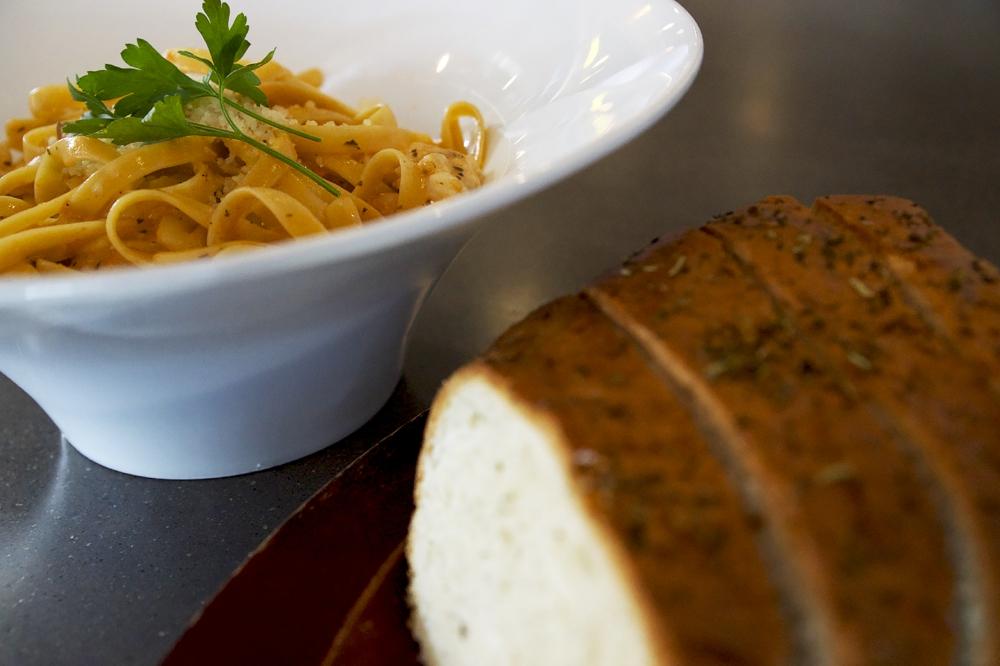 Italian - view menu