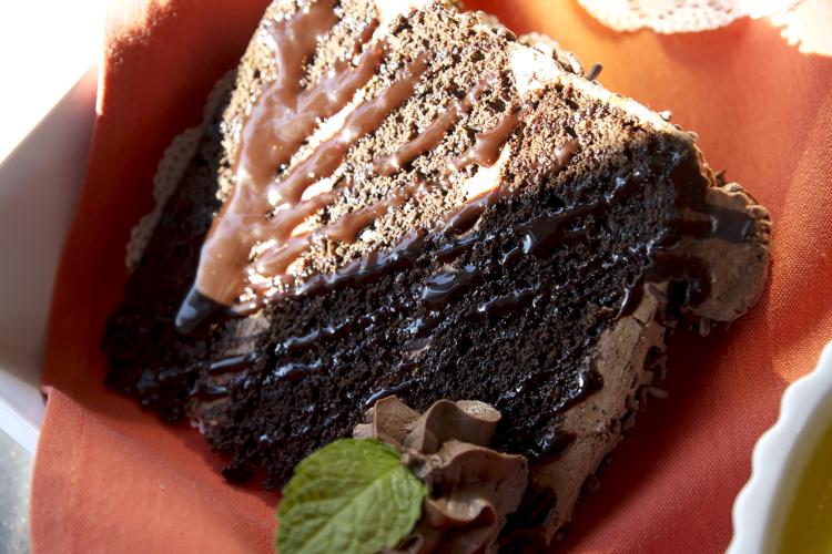 Dessert - listen below
