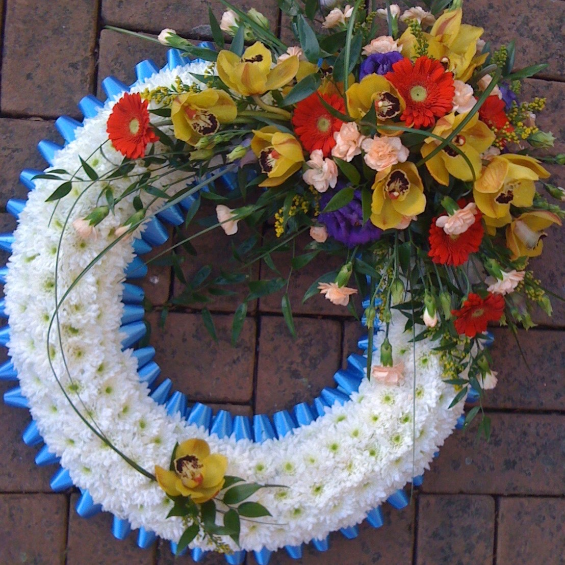 BASED WREATH - from £60