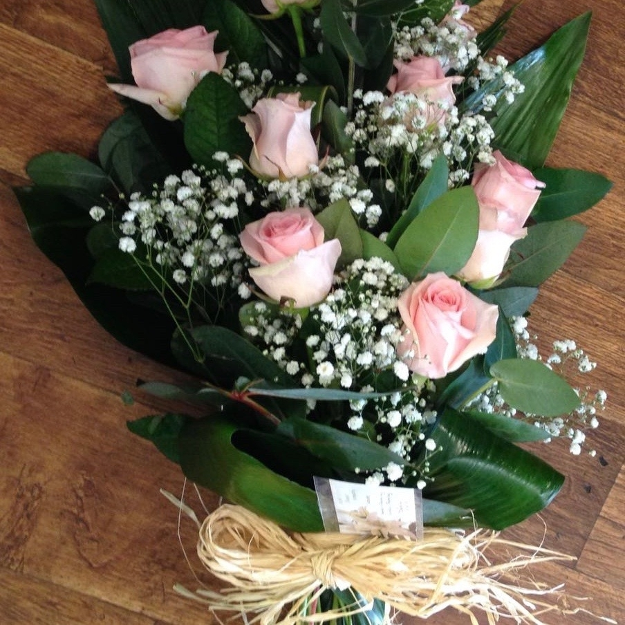 TIED ROSES - from £20