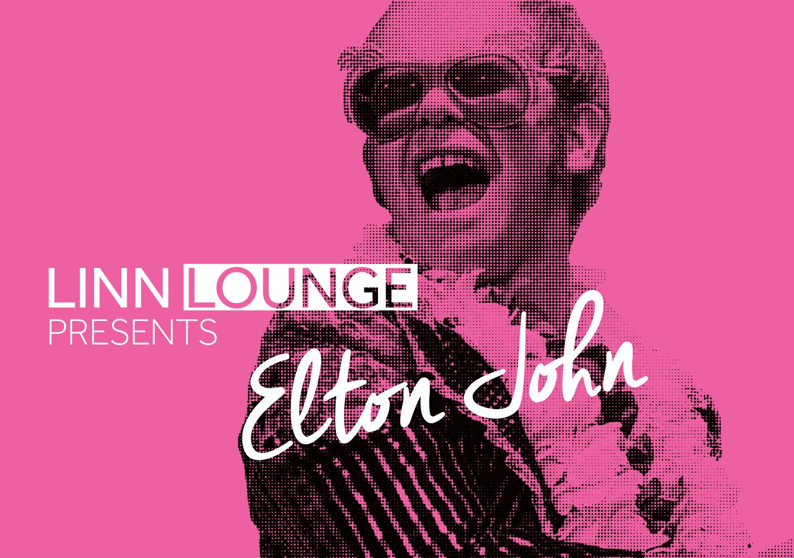 Linn Lounge featuring his music played on a Linn Sondek LP12
