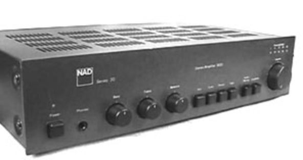 The classic Nad 3020A c. 1978