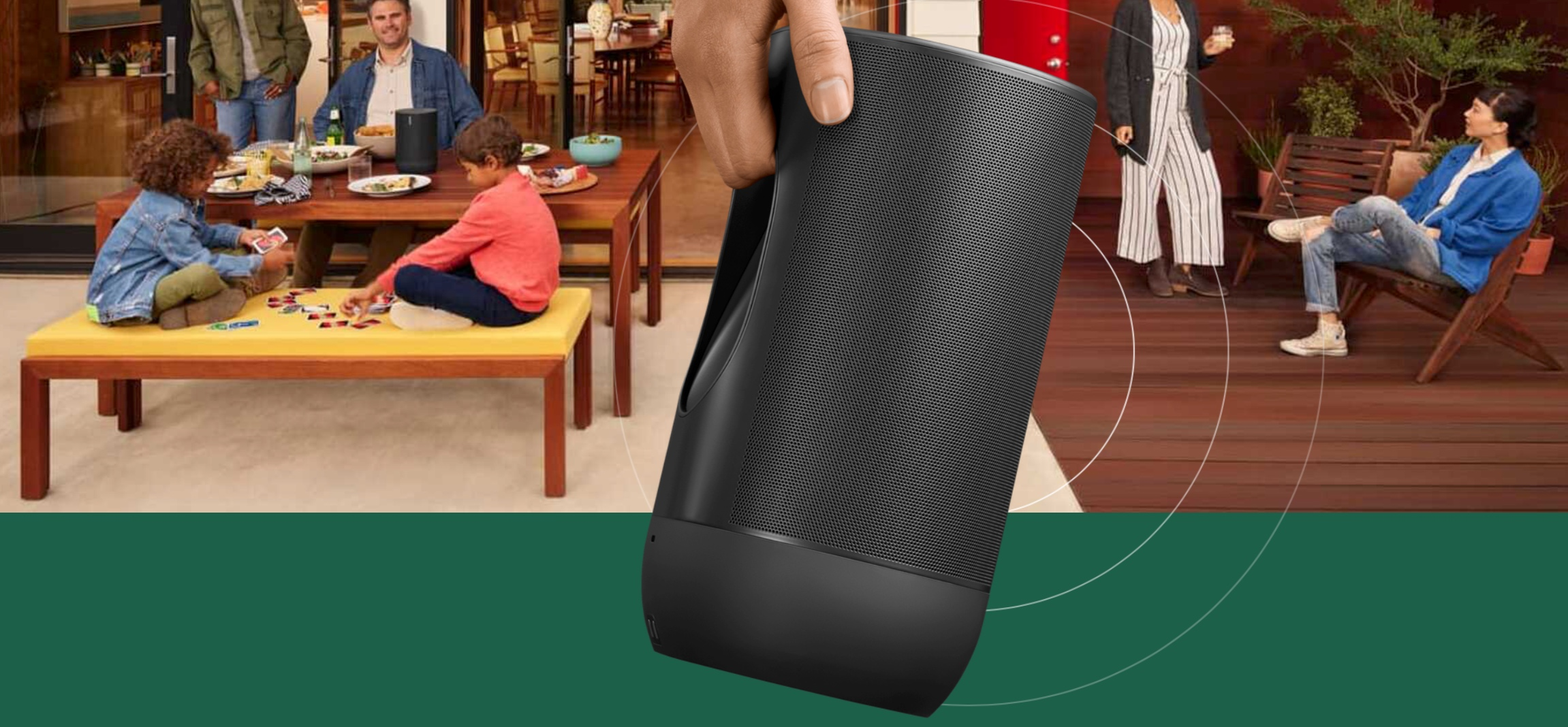 Something for everyone - the portable Sonos Move