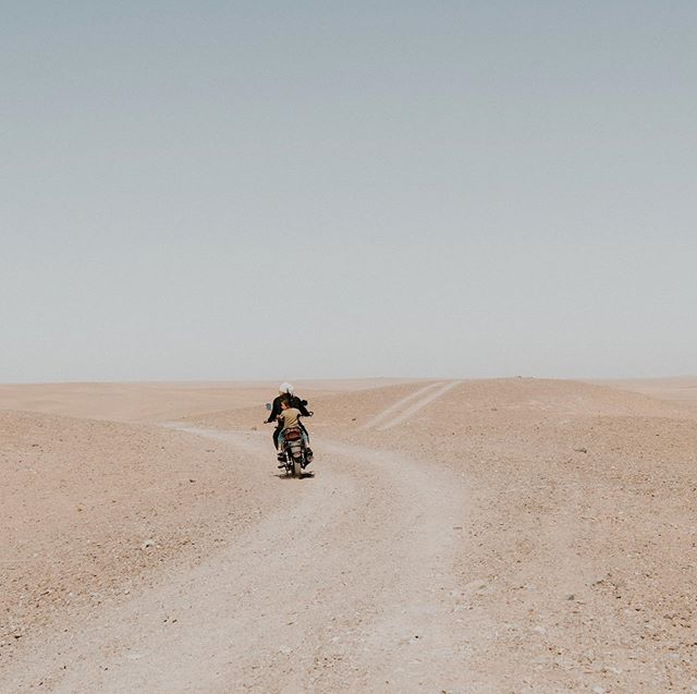 In Mongolia, the road less traveled usually isn't a road at all. It's dirt. Lots and lots of dirt.