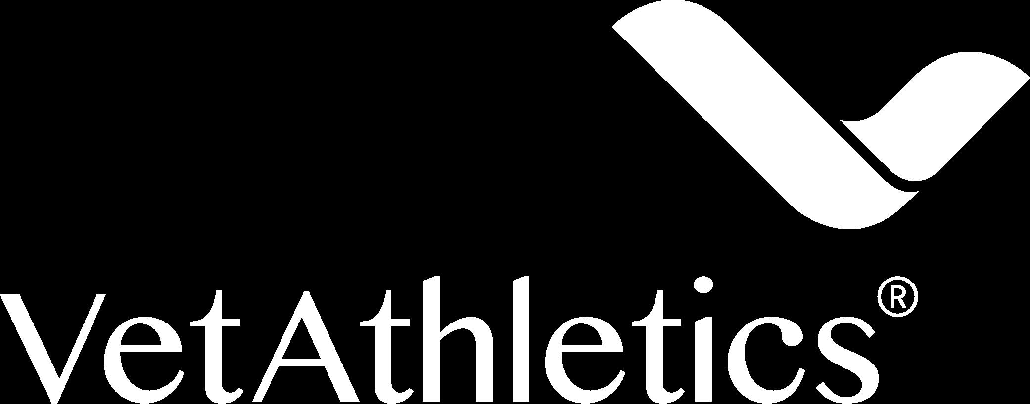 VetAthletics Logo (R) 1C Negativ Weiß OFFICE (quer).png