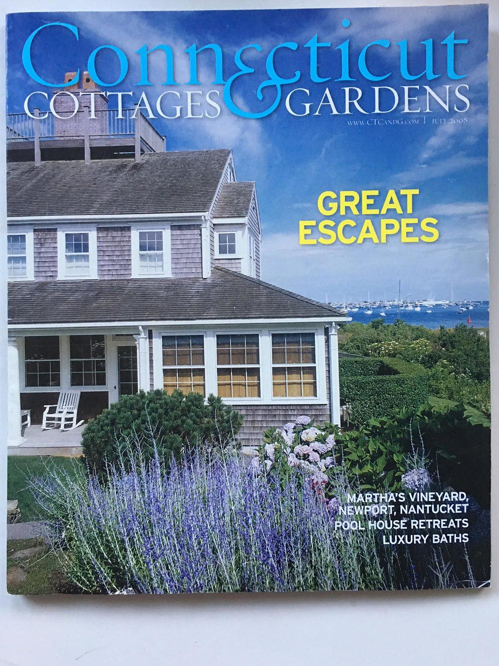 Ct Cottages And Gardens 4 Melissa Makris Design For Living Llc