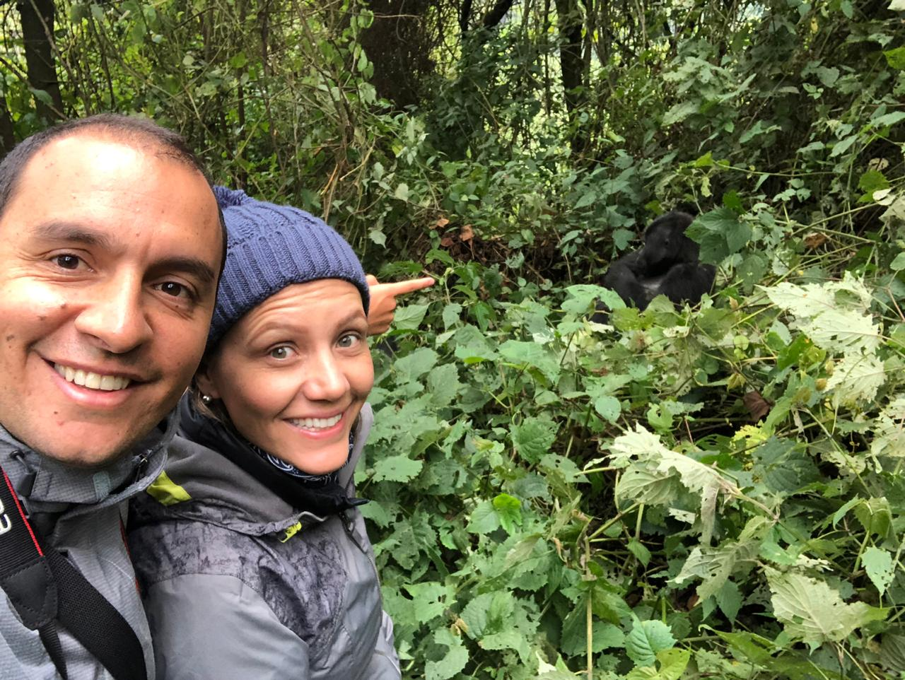 Epic Gorilla encounter