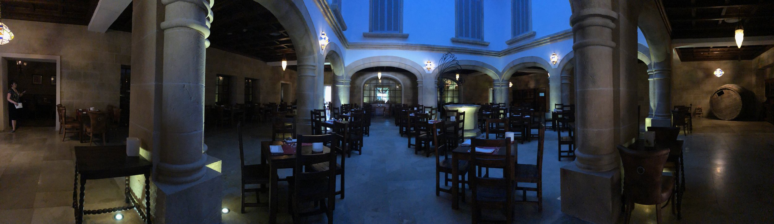 Dining options: steak house Don Jaume