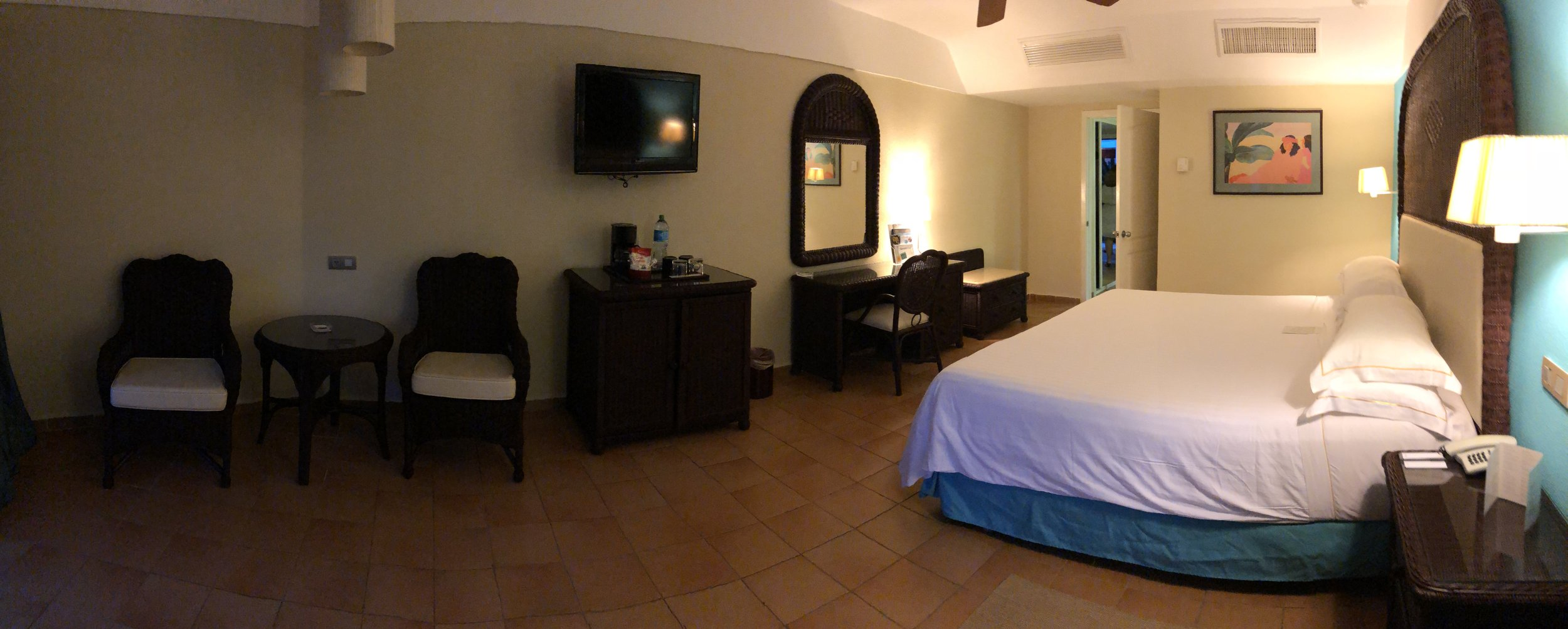 Your beautiful suite.