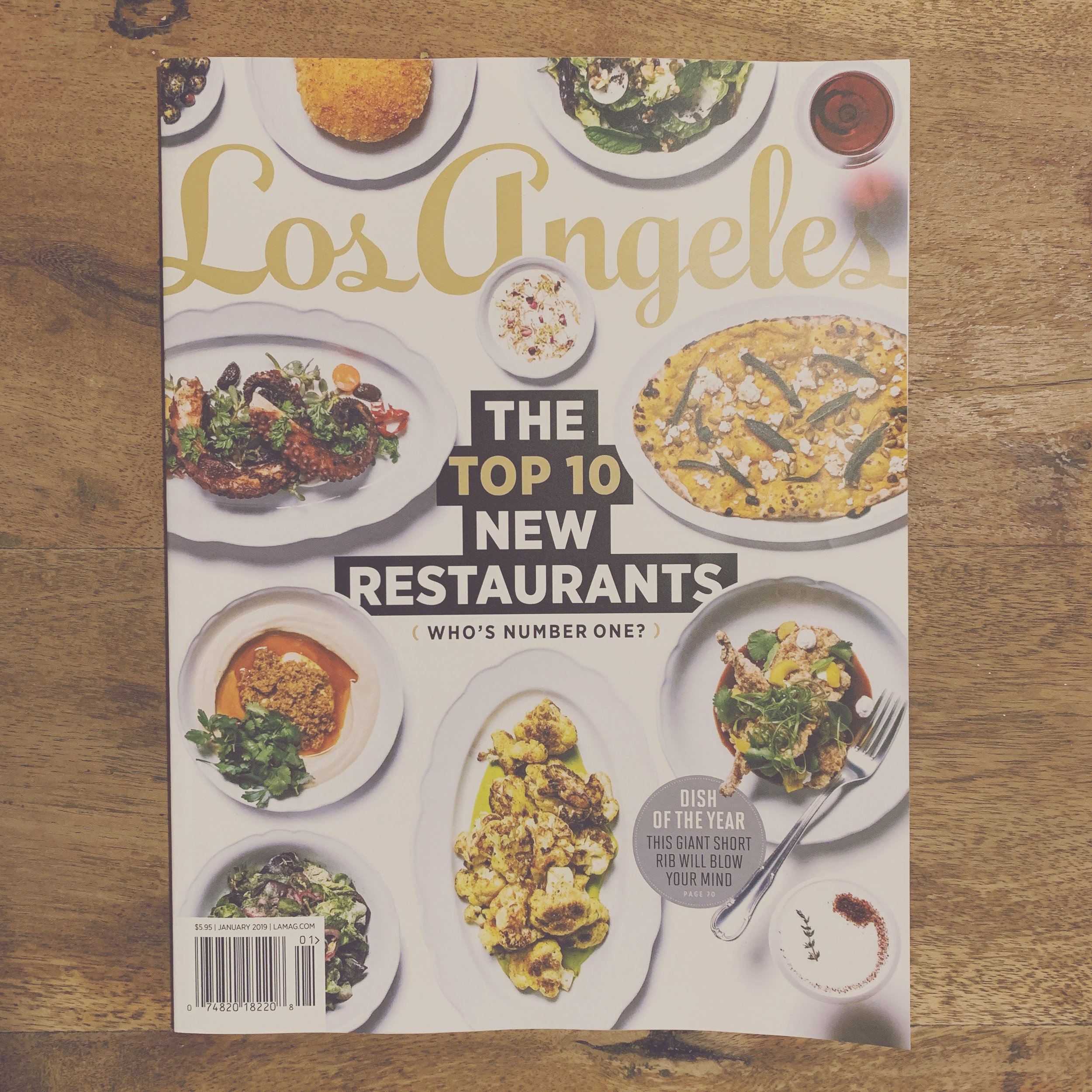 "JANUARY 2019- Los angeles magazine vibes with our glitter 100% - We are so excited fo be featured as one of ""four to try"" in Los Angeles Magazines January issue. The glitter latte was featured on page 98 & we could not be happier to share our joy with the world! Thank you universe for showing us we can sparkle every single day <3 xoxo"