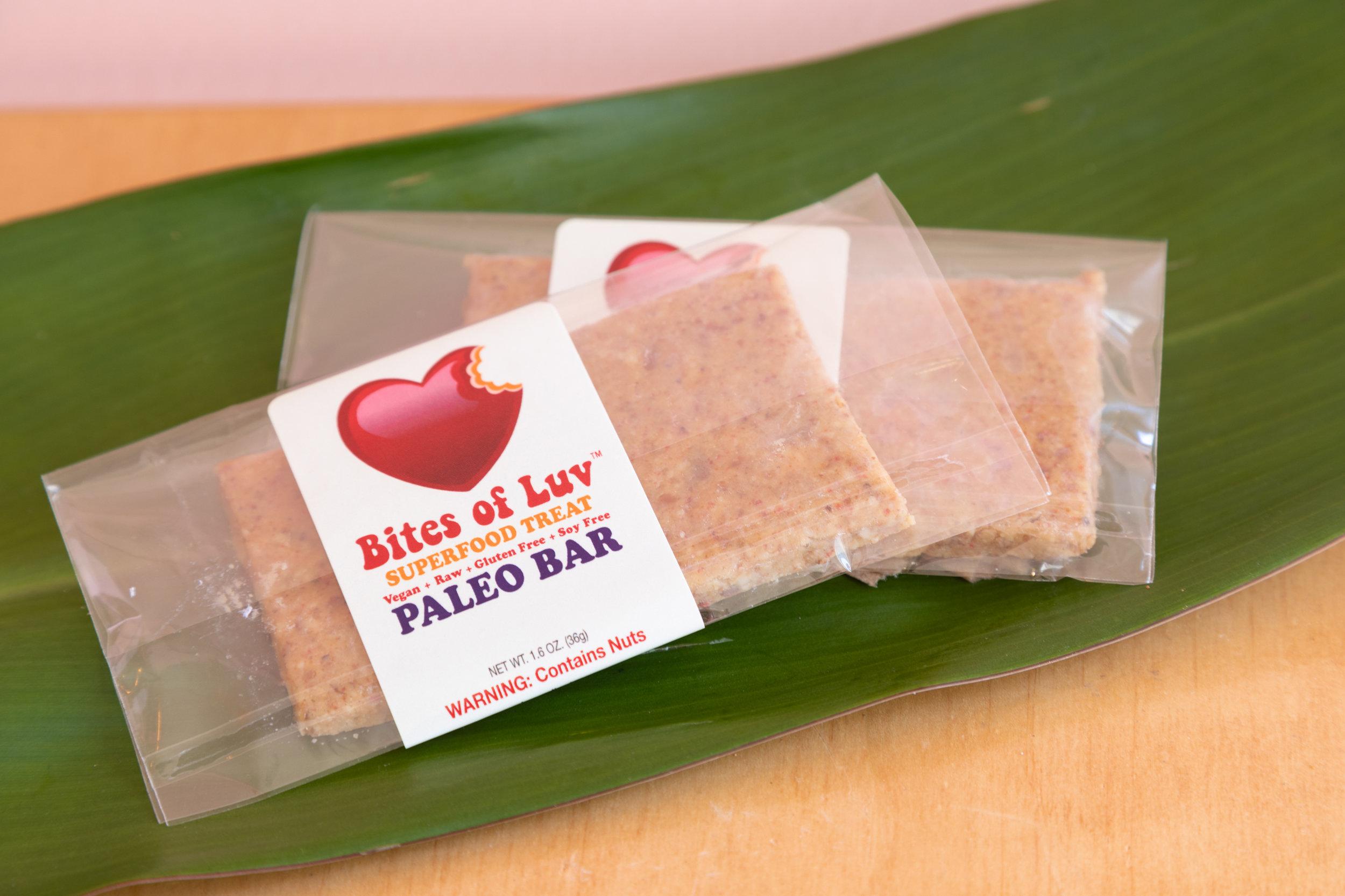 Vegan Paleo Bar