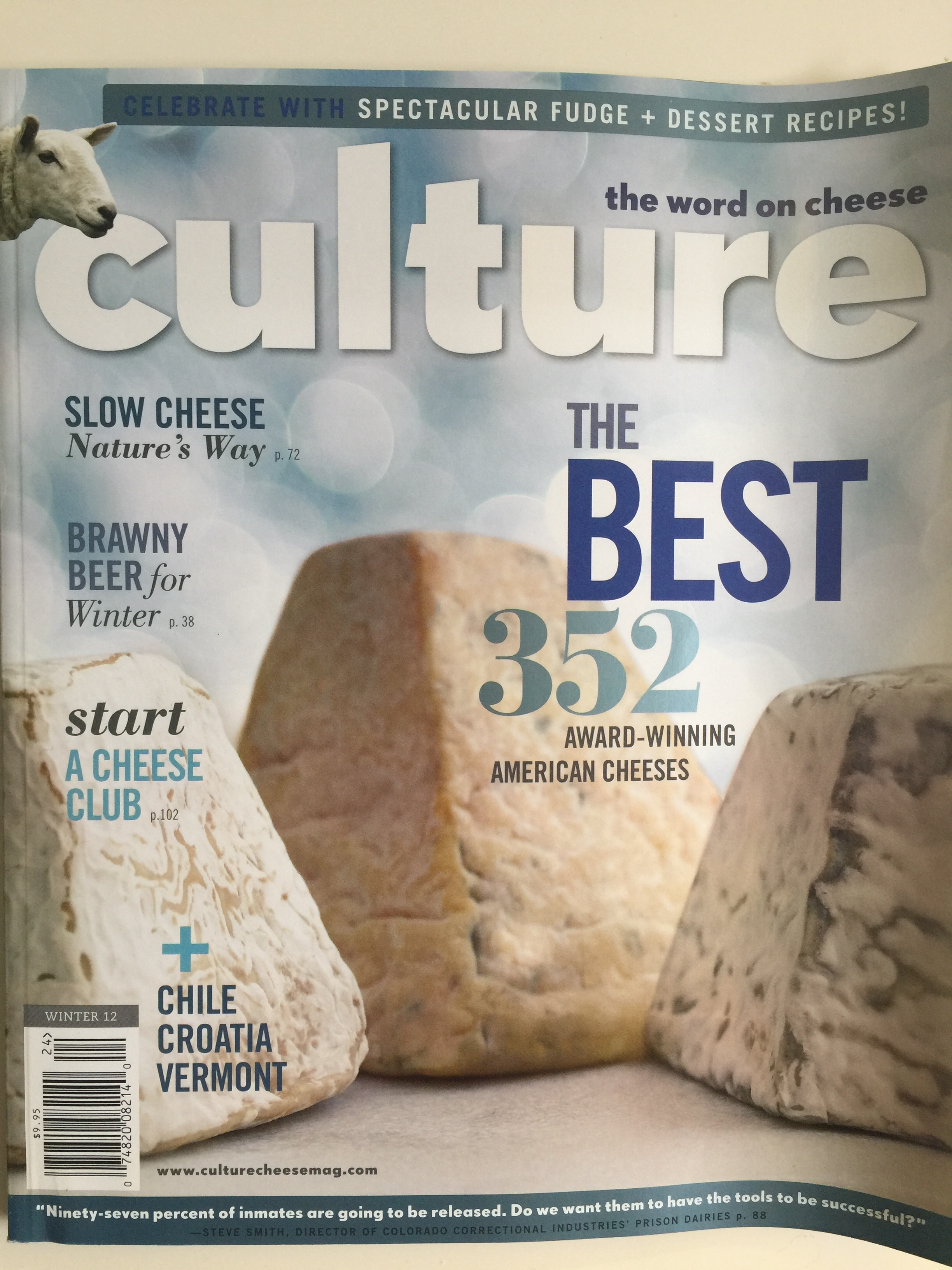 Portland Inside & Out: Round up of Portland's best cheese experiences.