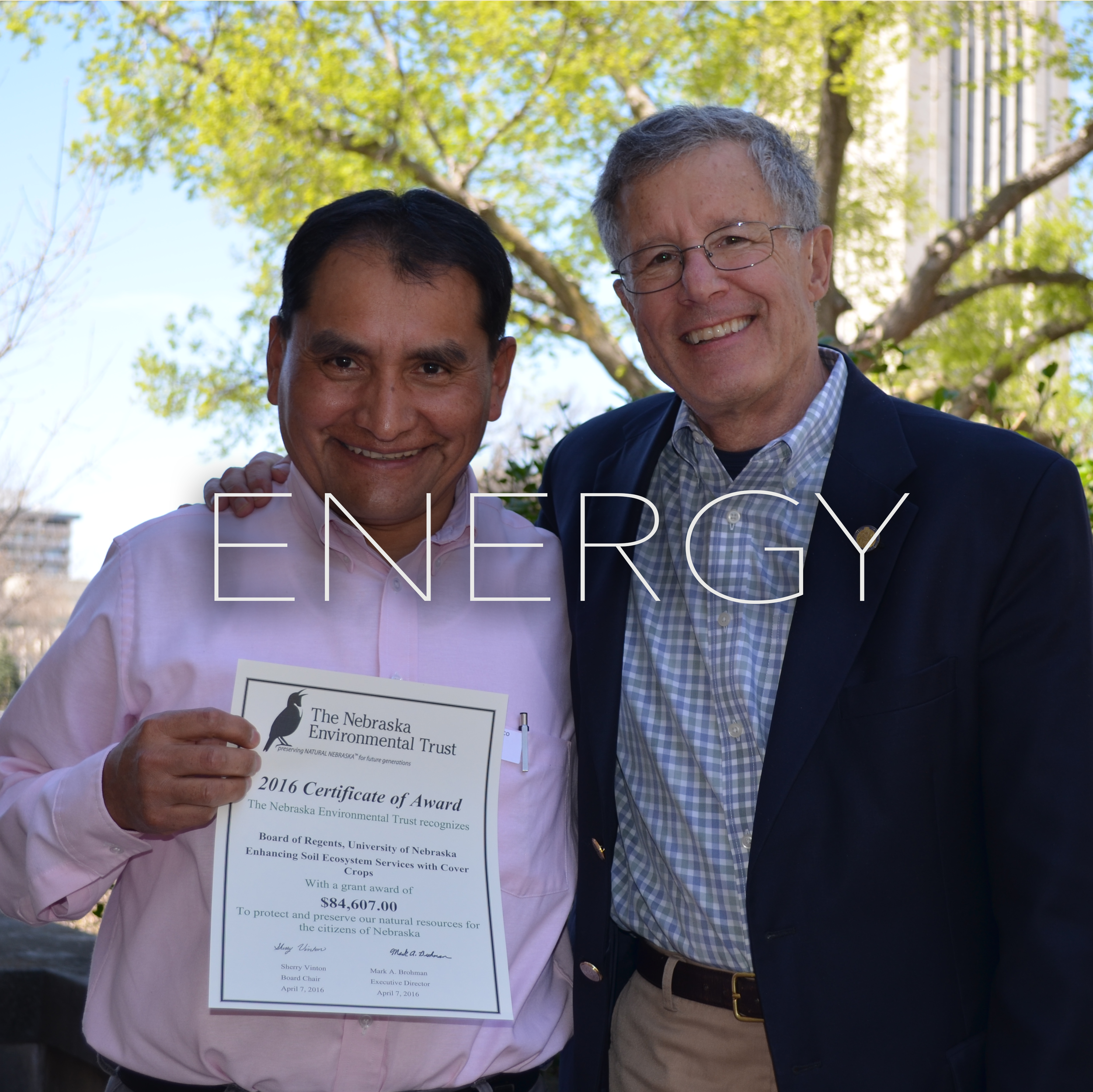 Good investments take time, and as a state senator, John will make those responsible long-term investments as he continues the fight for clean and sustainable energy. As a board member of the Metropolitan Utility District for nearly 30 years, he is familiar with these concepts.