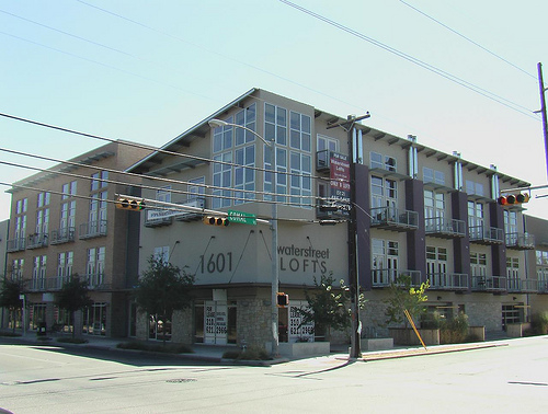 Waterstreet Lofts | 1601 E. Cesar Chavez St Austin TX 78702