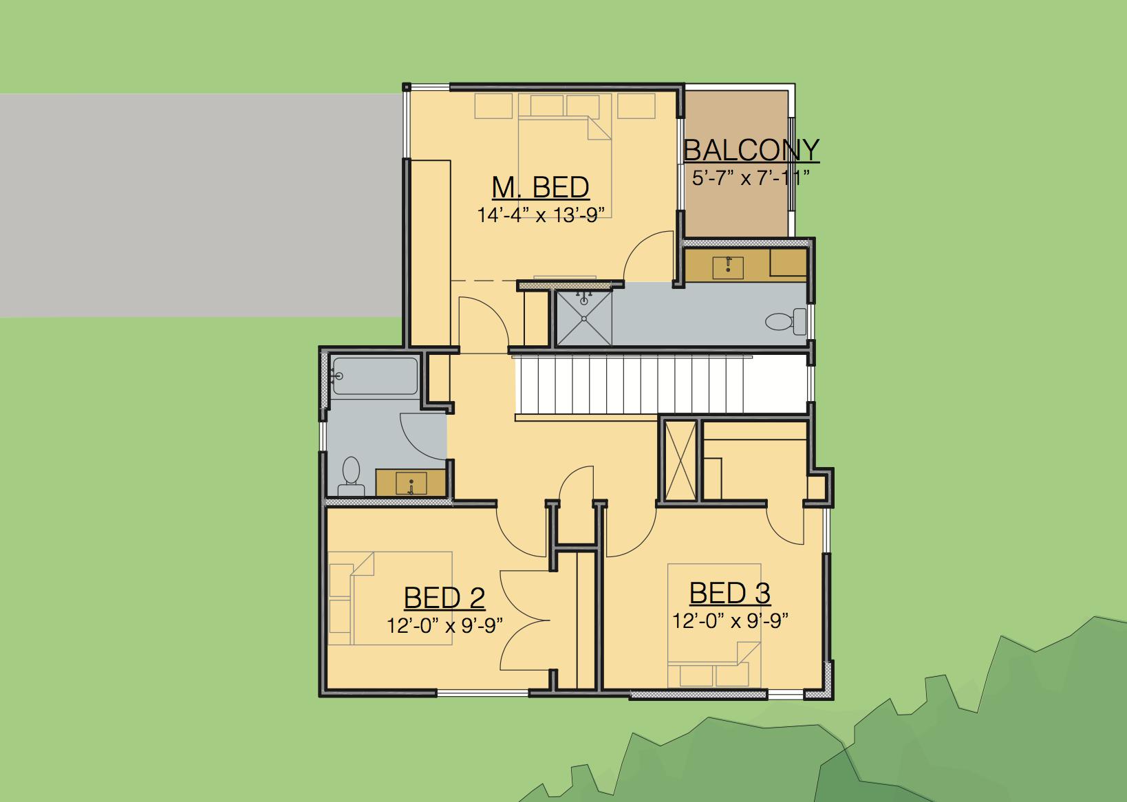 2nd Plan - 1405 Alamo St.jpg