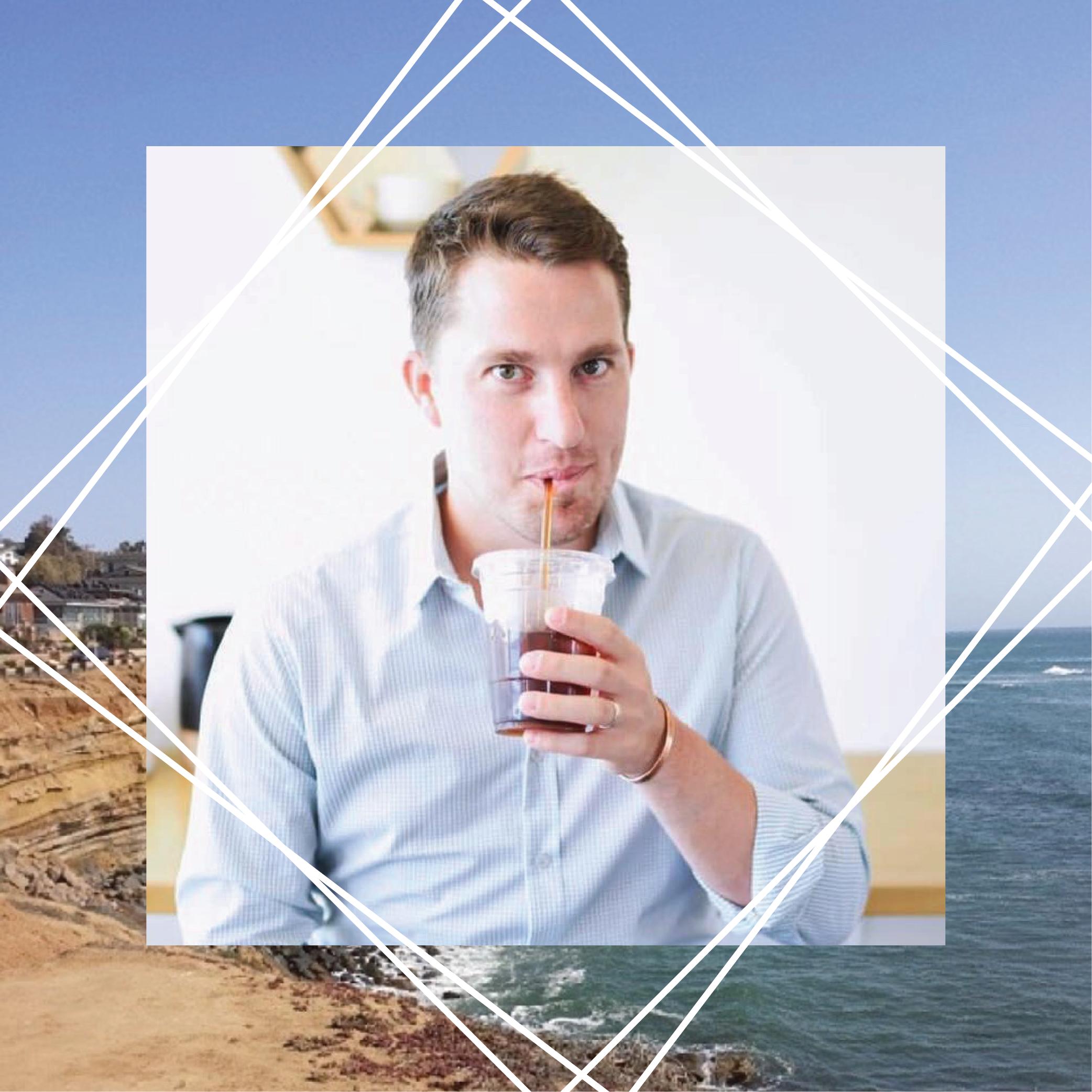 Braden Drake: avid runner, iced coffee addict