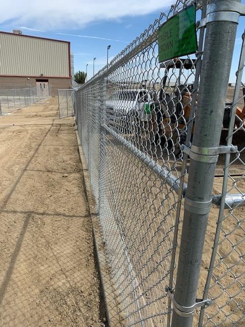 Kettleman City Elementary School- Kettleman City, CA