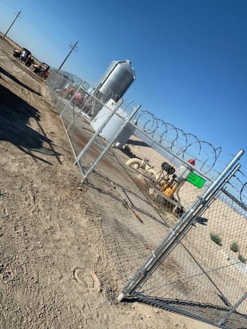 Reservoir Enclosure- McFarland, CA