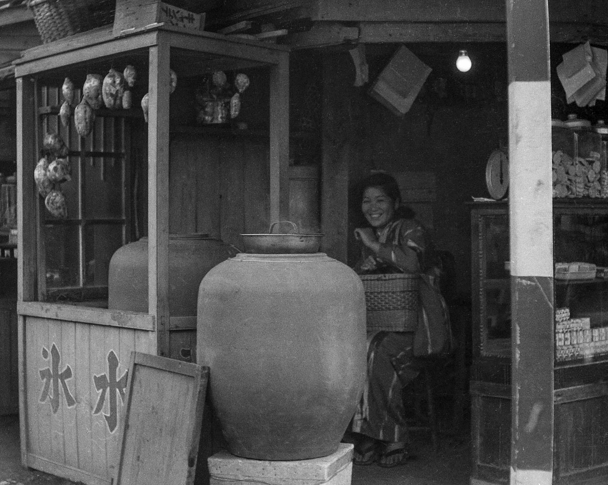 238- Girl in Shadows, Ishinomaki