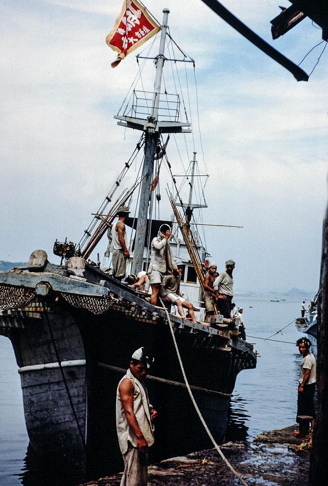 129- Fishing Boat