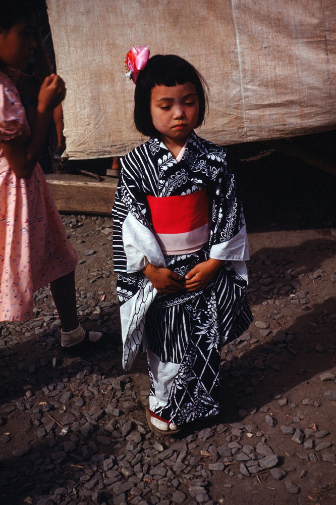 23-Girl with Red Sash