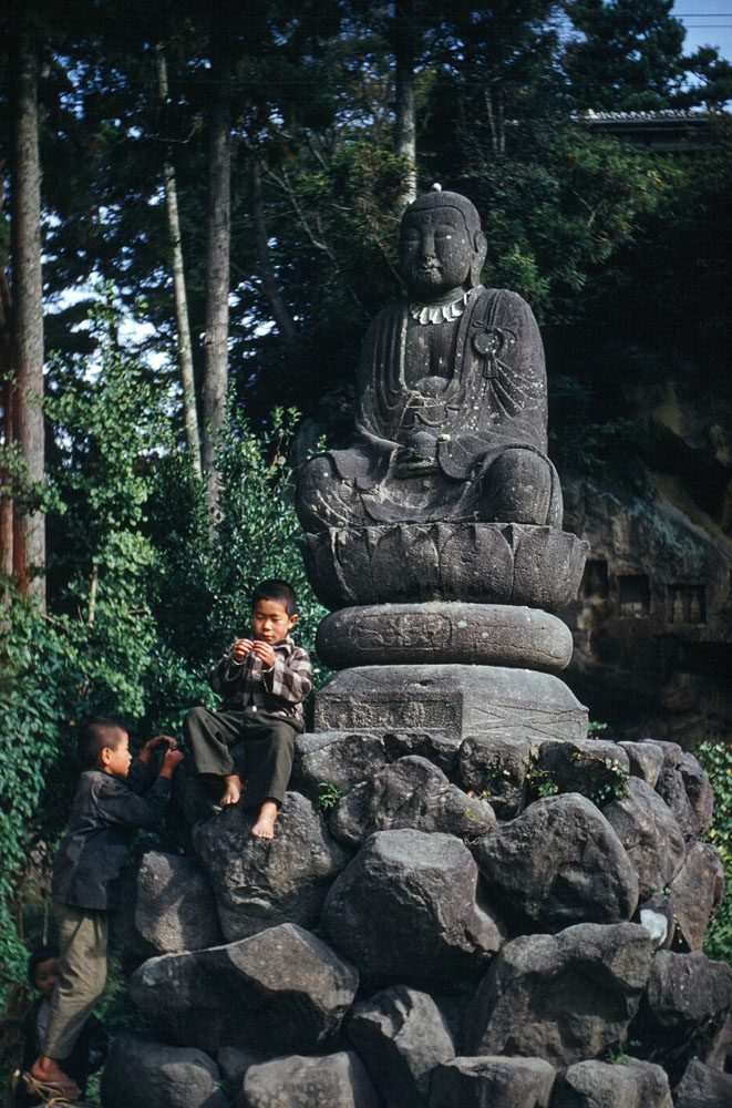 72-Zen Temple Garden