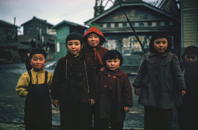 255-Group of Children