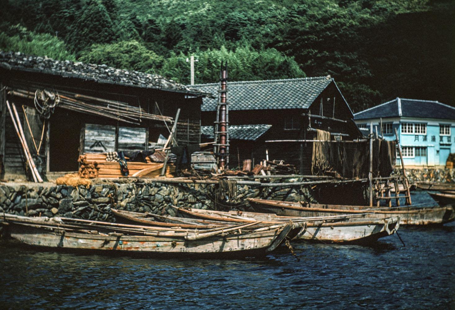 302- Boats at the Harbor