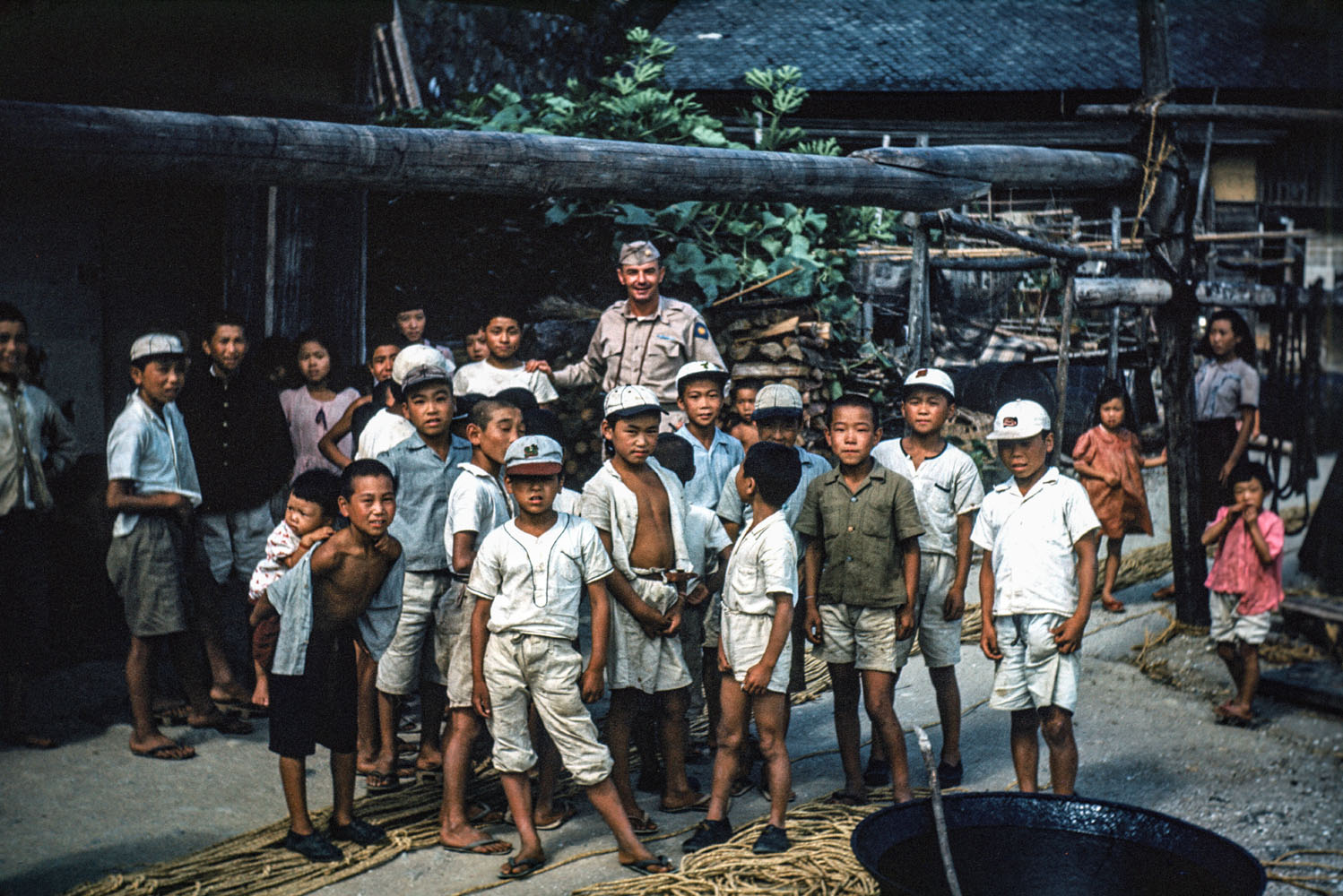 304-Group of Children with GI