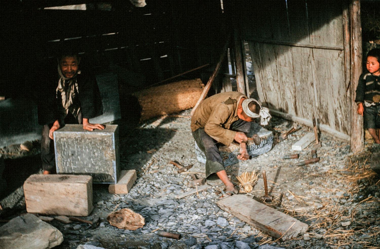 354-Men at Stone Works