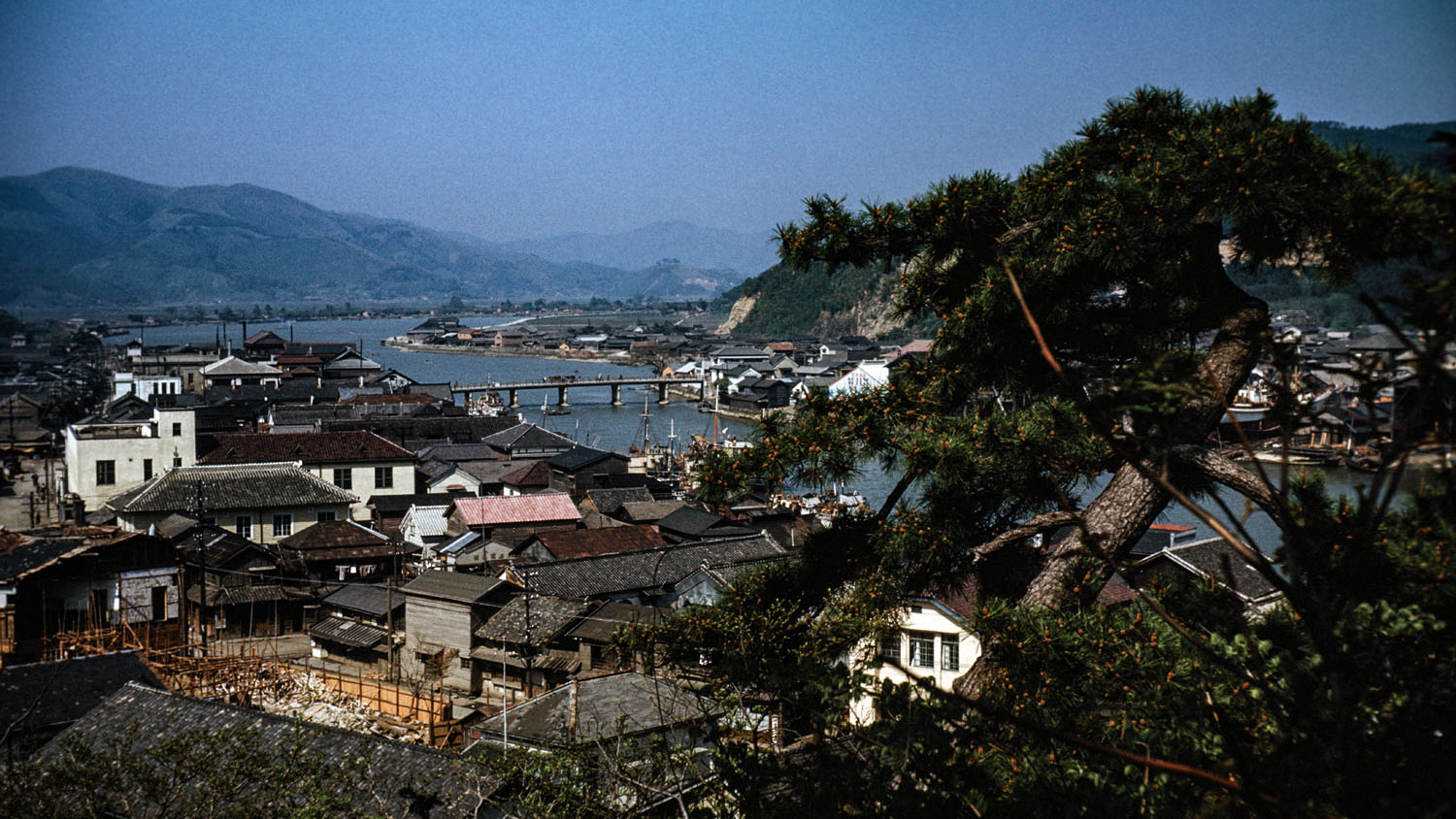 419-Distant View of Kyukitakami River from?