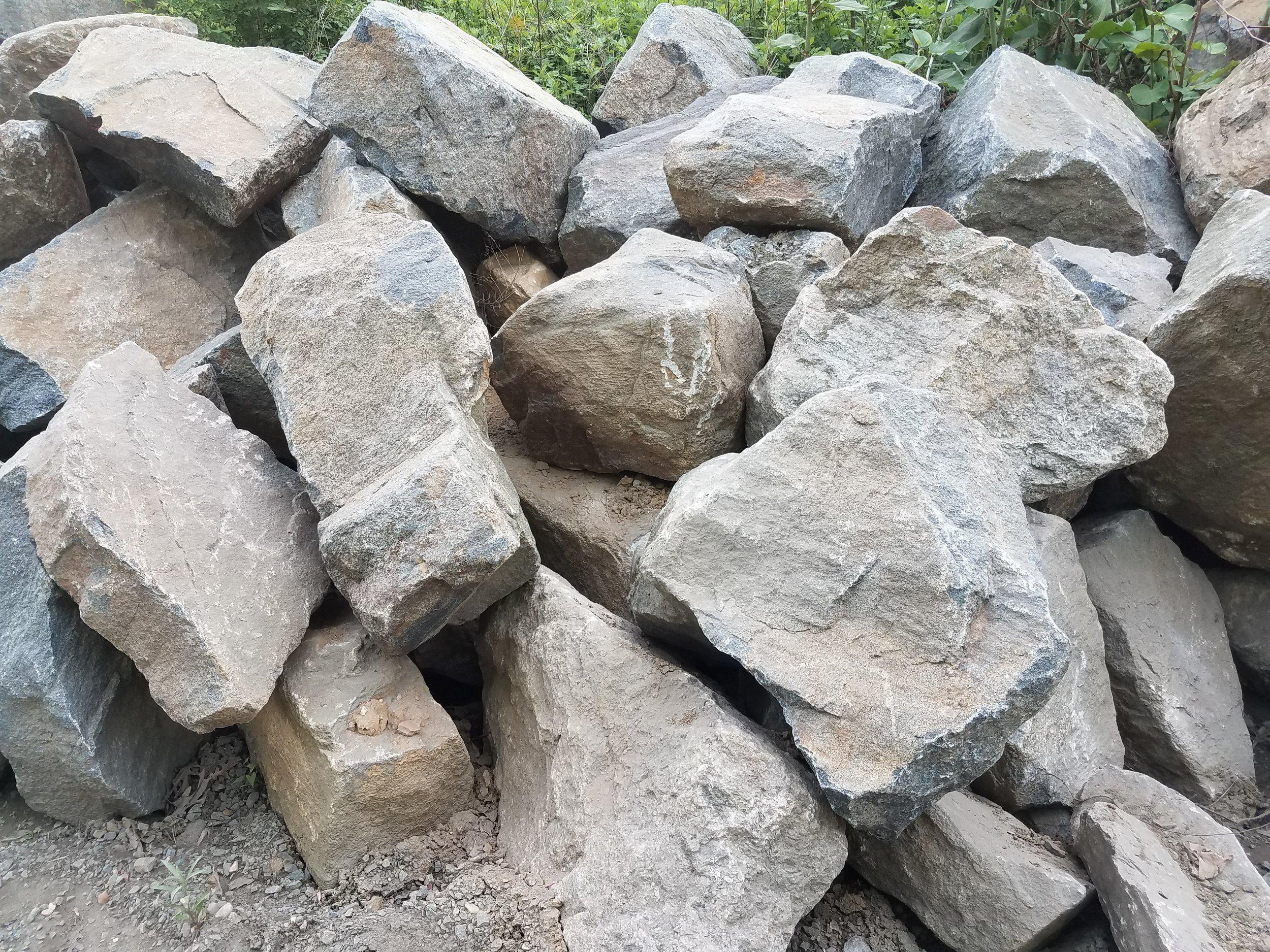 Ace Boulders