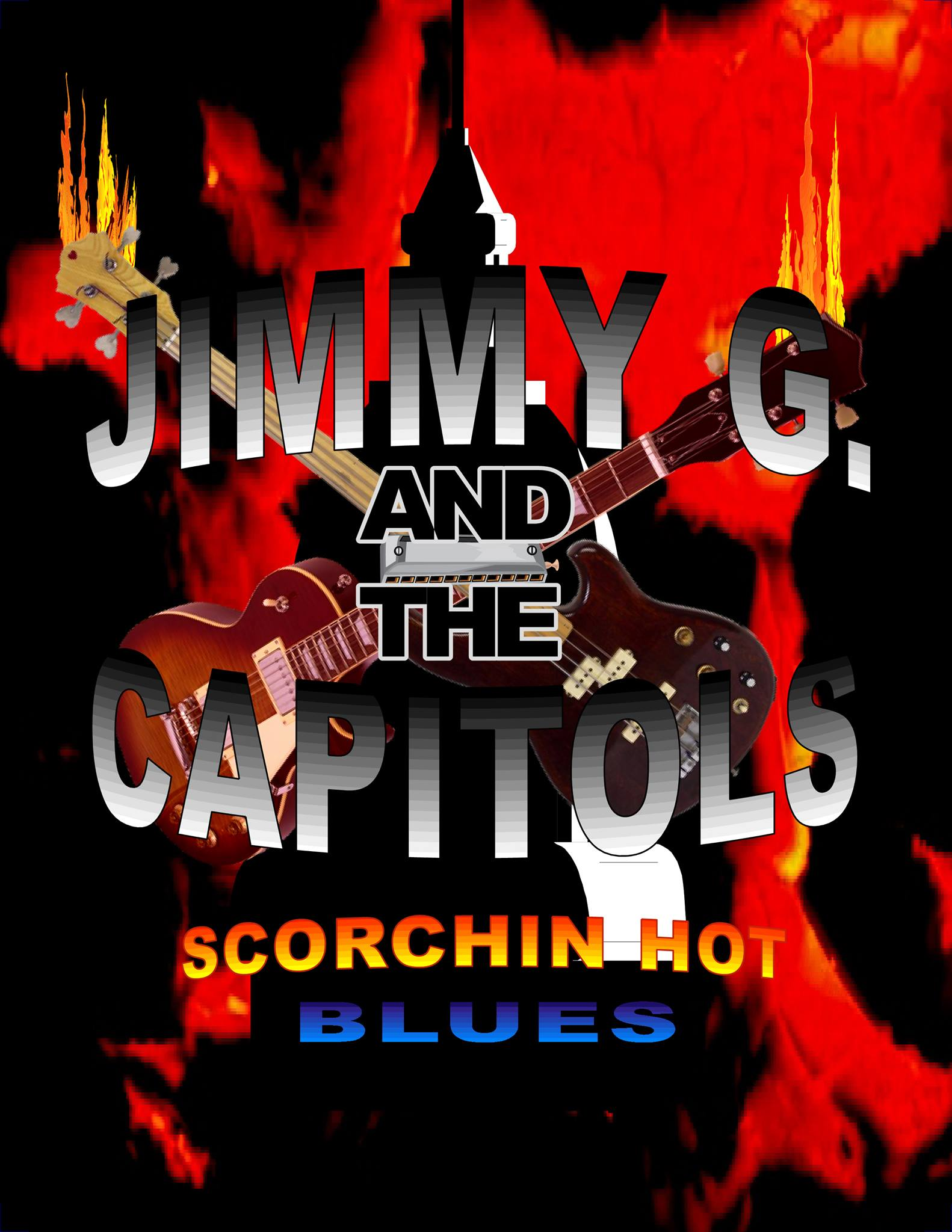 Copy of Jimmy G and the Capitols