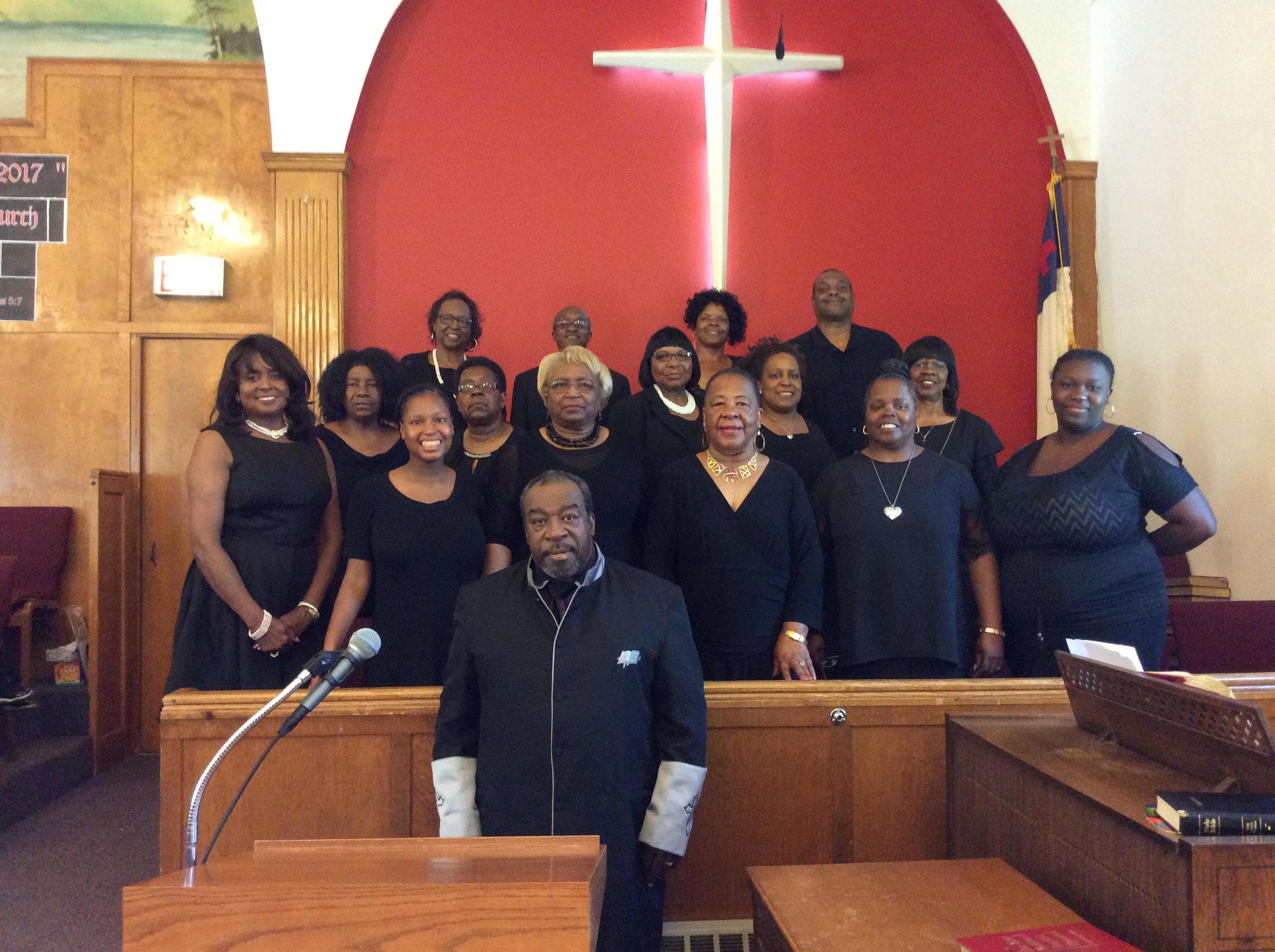 Copy of Bethel Baptist Church Choir