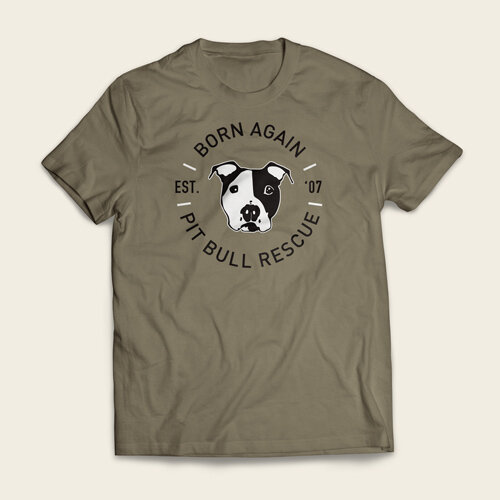 wear your pittie love - Support BAPBR with a soft, comfy t-shirts.