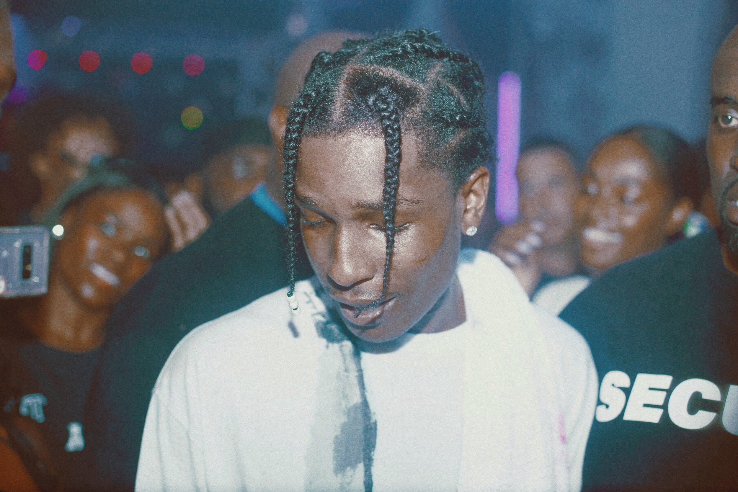 Asap Rocky @ Hurricane Rave