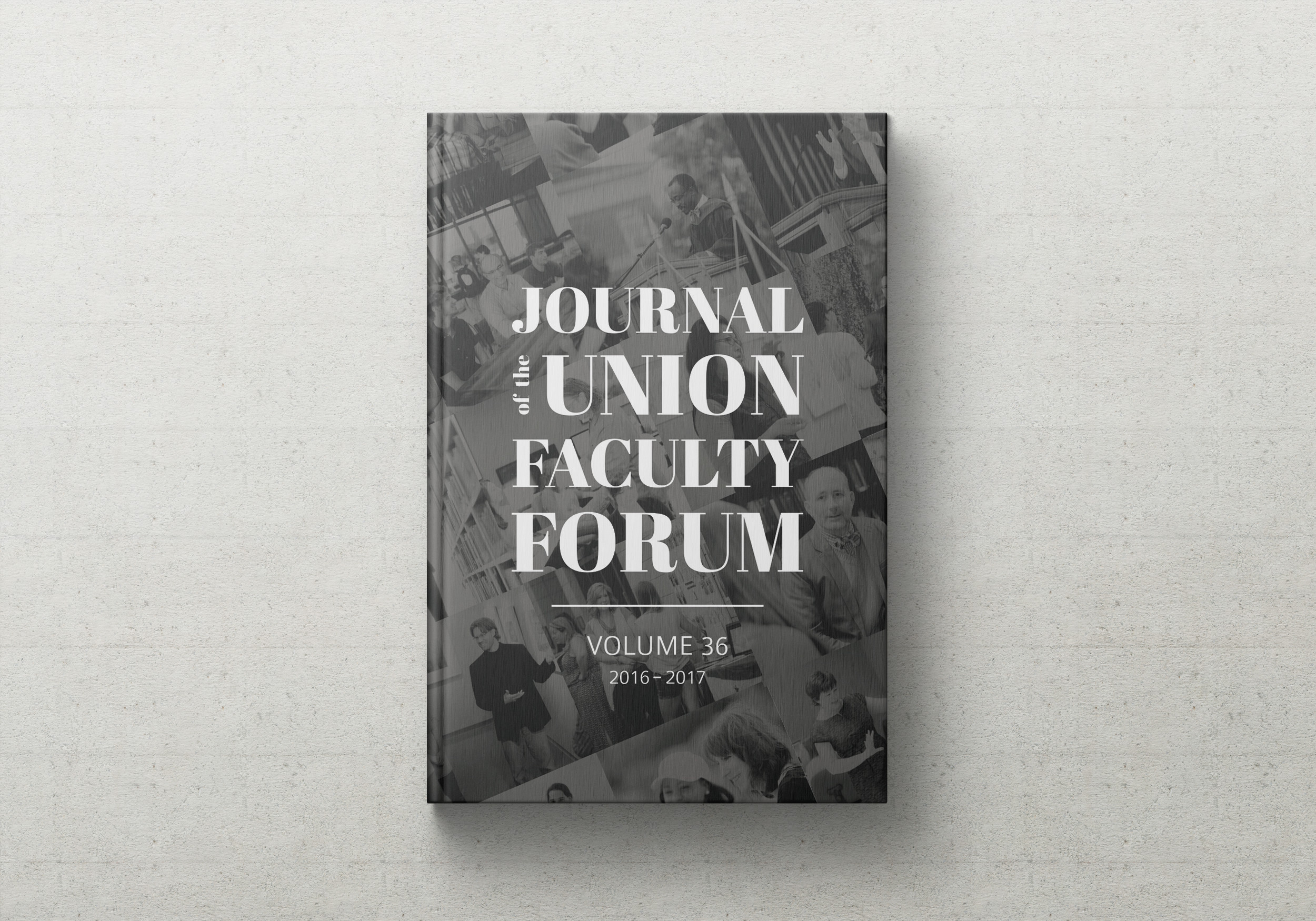 Journal of the Union Faculty Forum