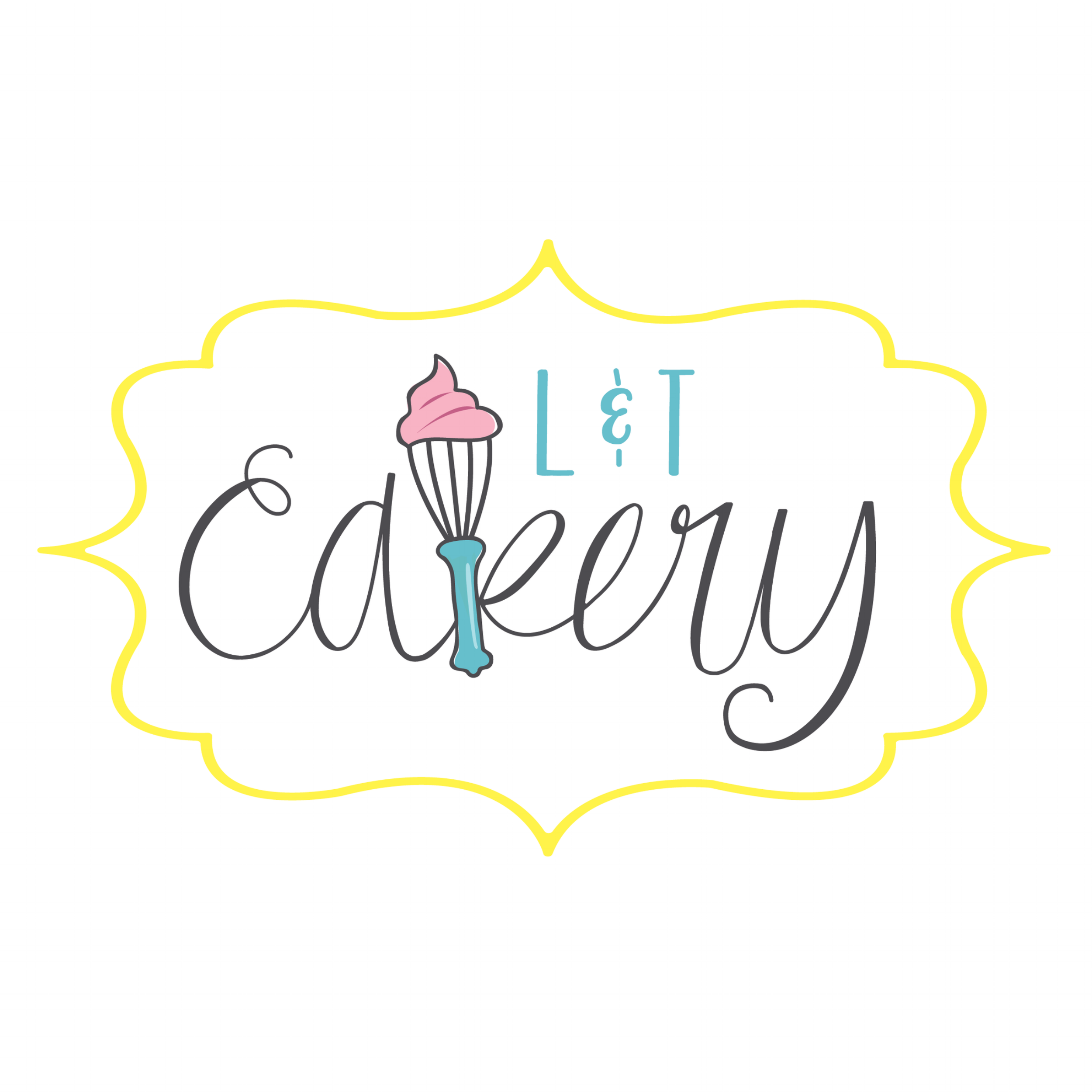 L&T Cakery Branding Package