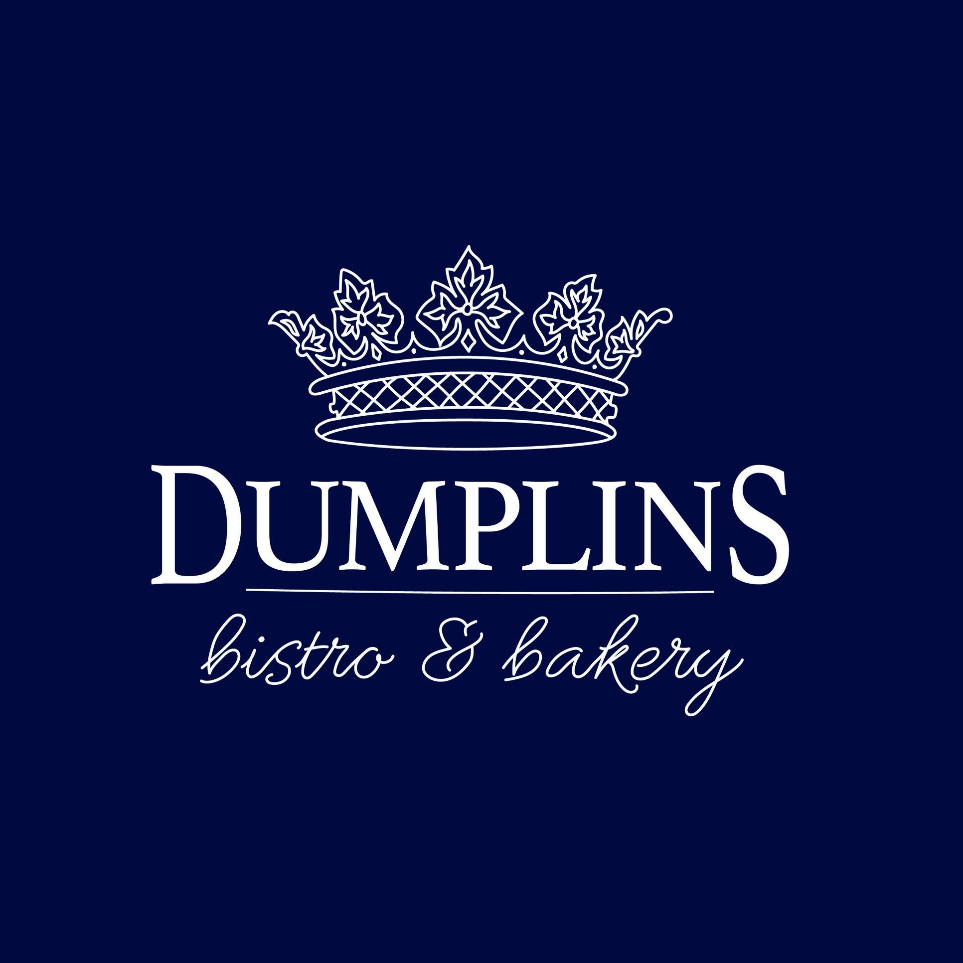 Dumplins Restaurant Branding Package
