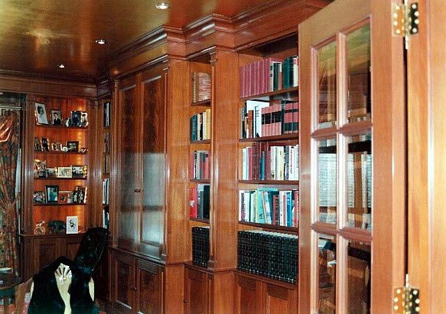 Mahogany Library