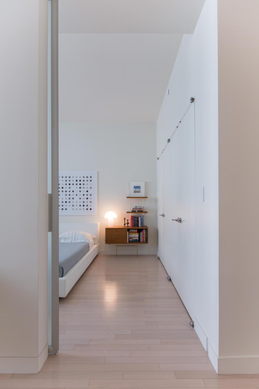 Teak Bed-Side Cabinet/End Table