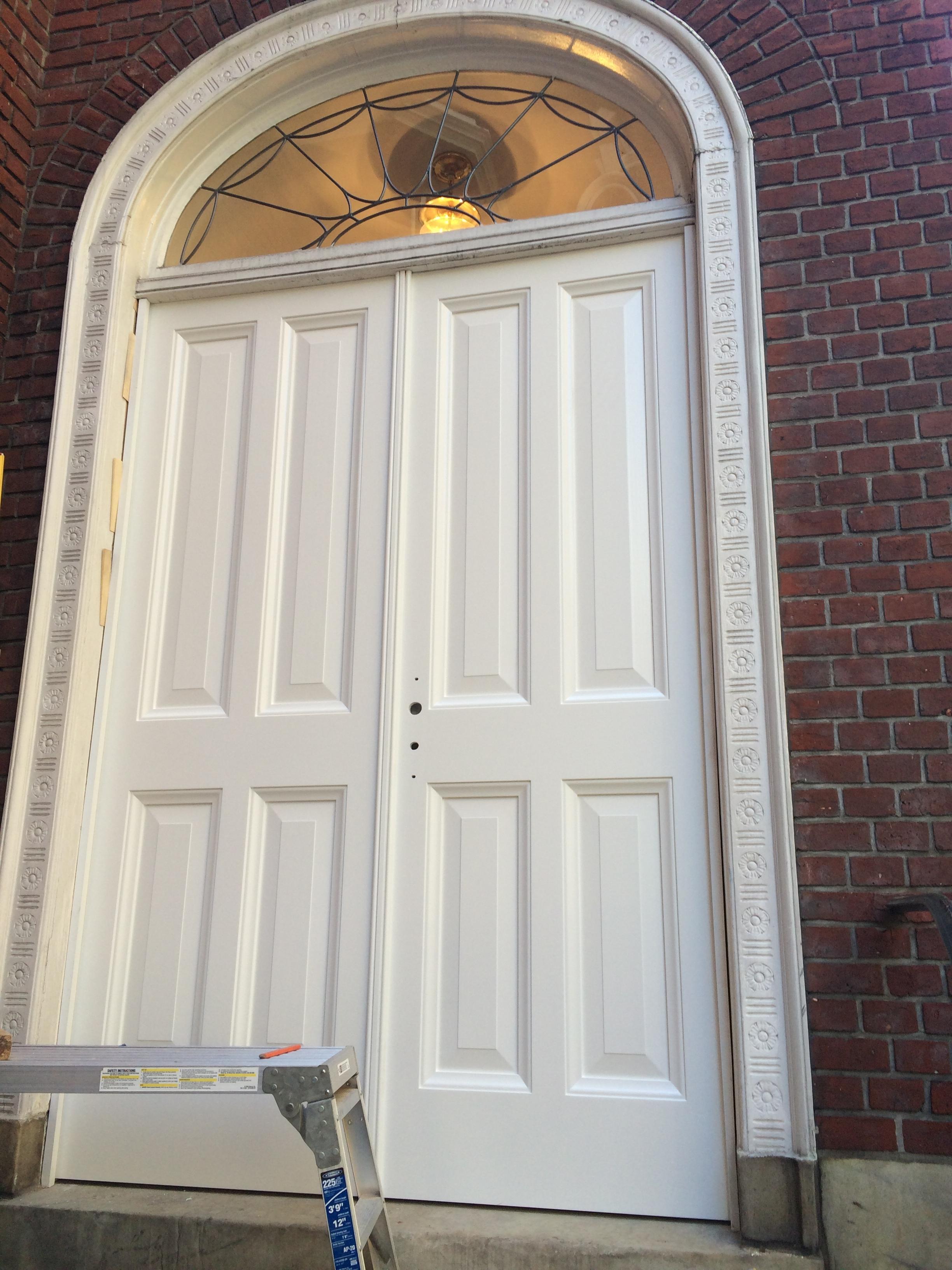 Landmark-house-NYC-beginning-of-new-door-installation.JPG