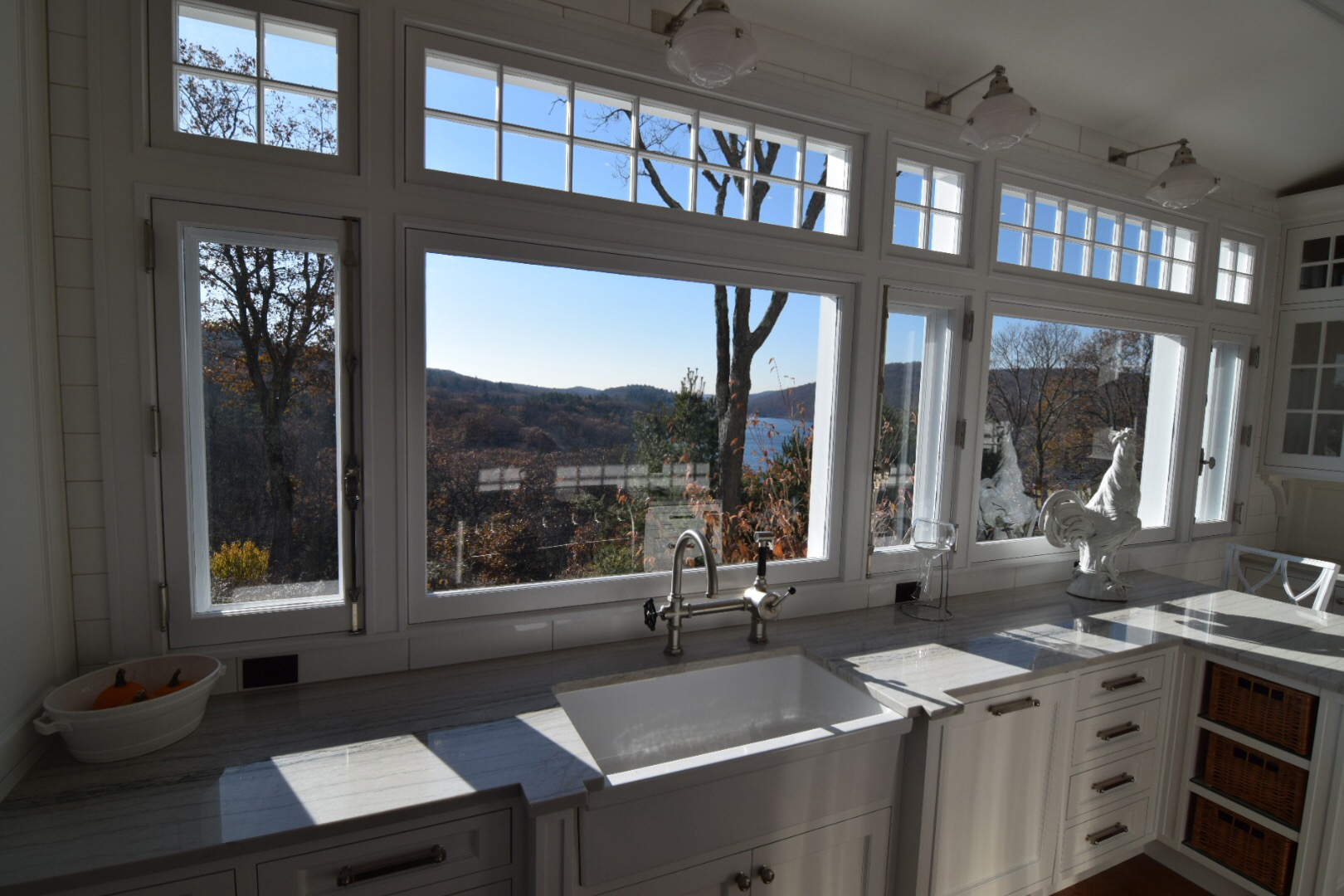 Kitchen with Farm Style Sink