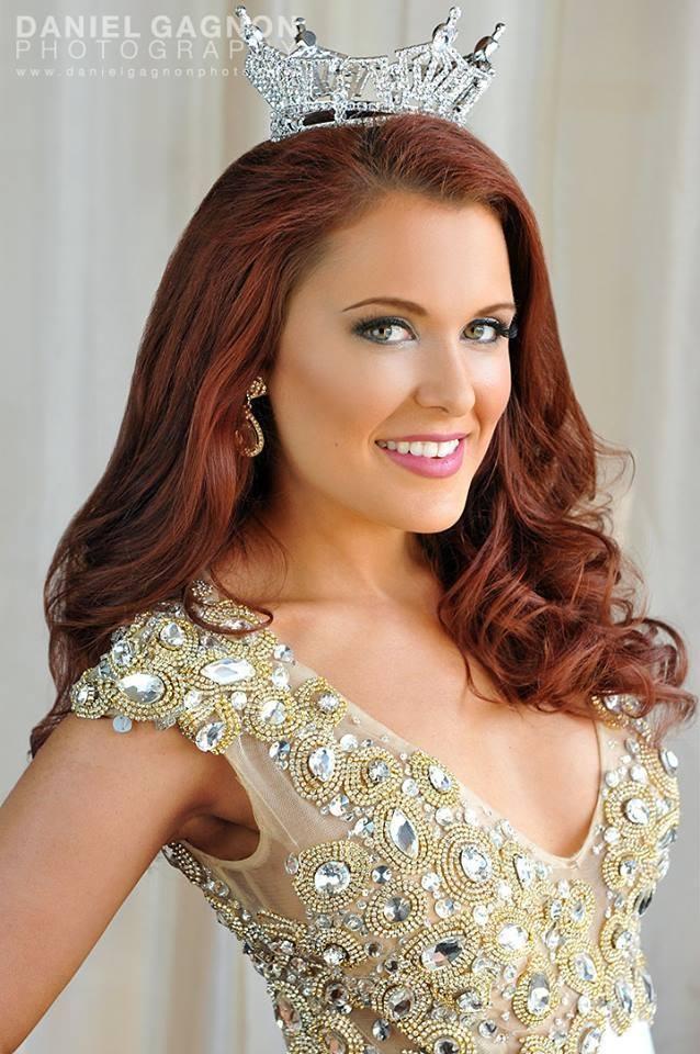 Ivy DePew  Miss Rhode Island 2014