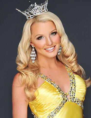 Kelsey Fournier  Miss Rhode Island 2012