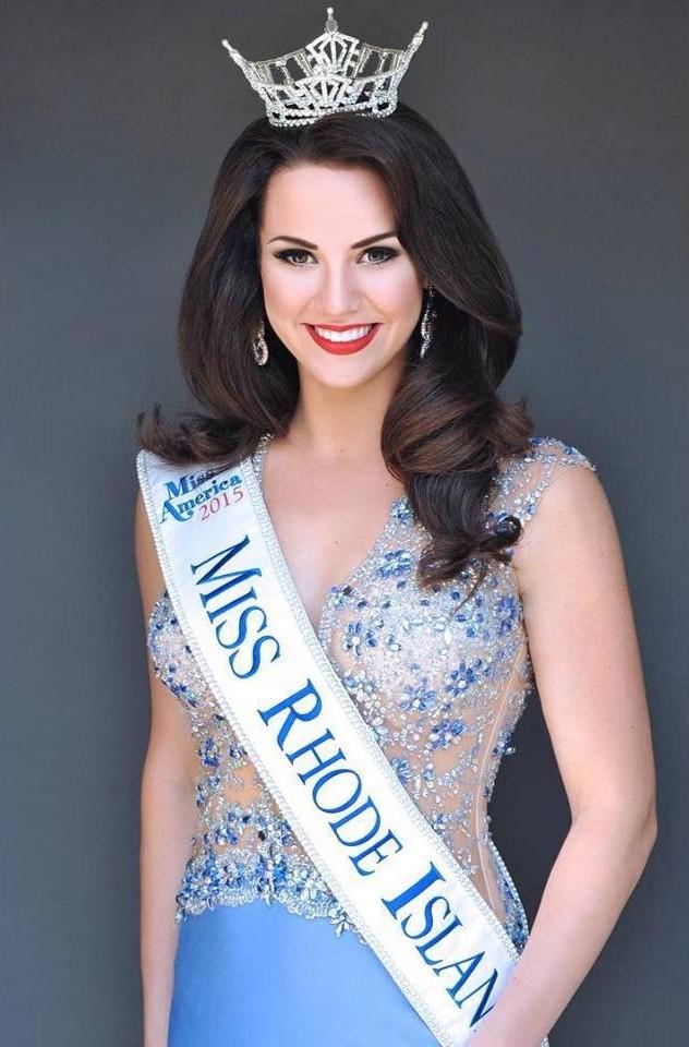 Alexandra Curtis  Miss Rhode Island 2015