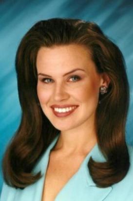 Karen Lindsay  Miss Rhode Island 1999  Swimsuit Preliminary Winner