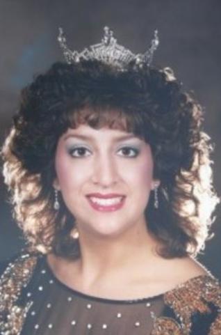 Barbara Longo Ferreira  Miss Rhode Island 1986