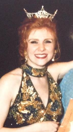 Elizabeth Reilly Donabedian  Miss Rhode Island 1995