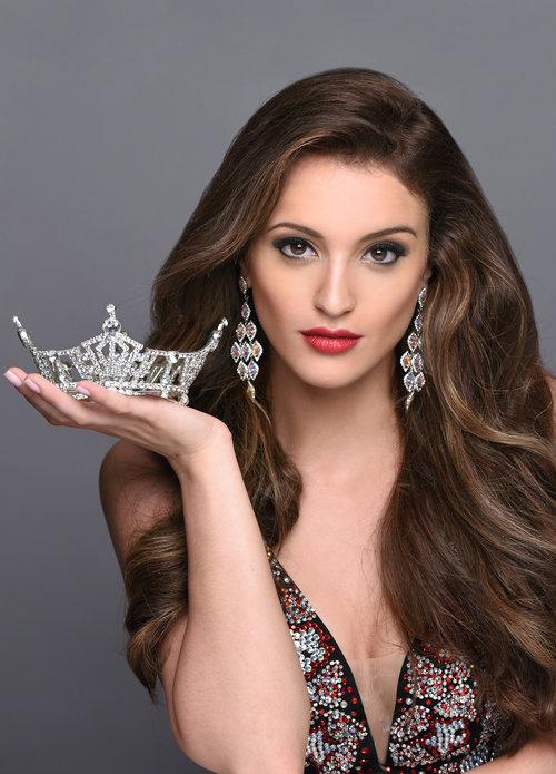 Alexandra Coppa  Miss Rhode Island 2018